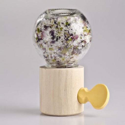 Egrugeoir : Fleur de sel aux trois algues