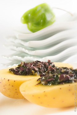 tartare algues