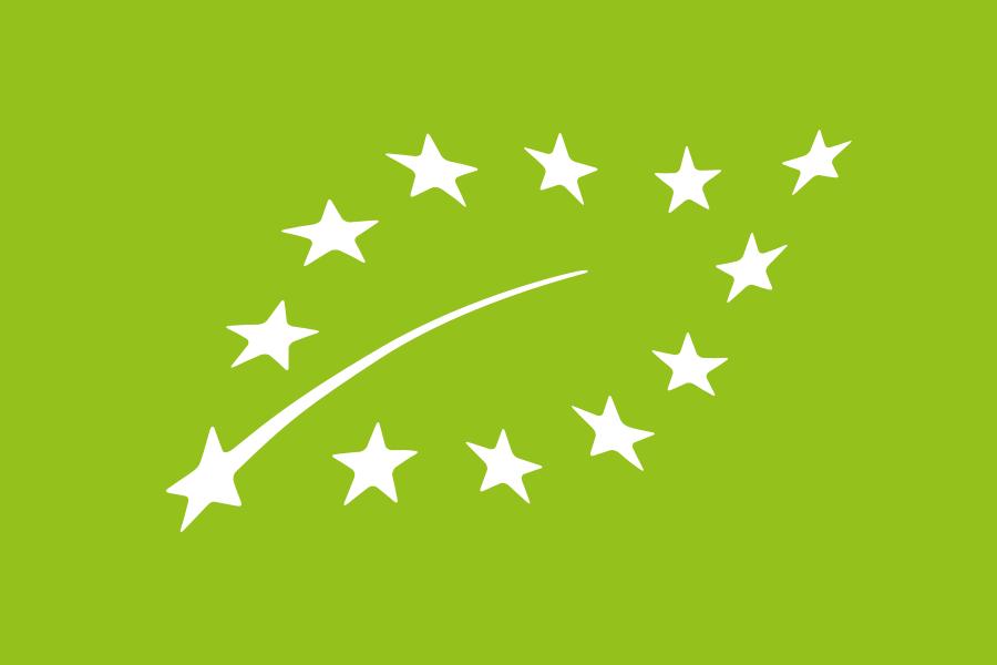 L'eurofeuille, logo Bio Européen