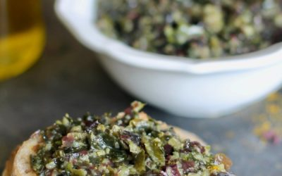 Recette du tartare d'algues AROMER